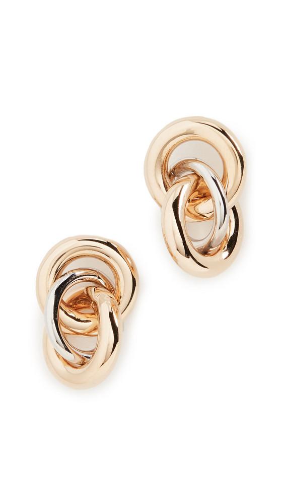 Soko Kumi Link Earrings in gold