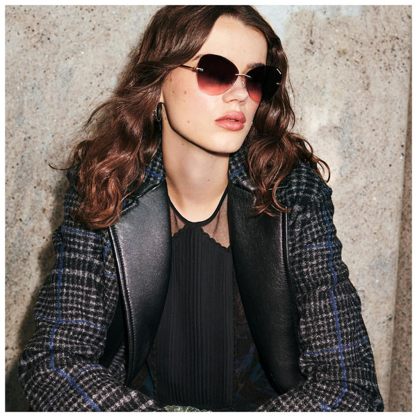 sunglasses coat