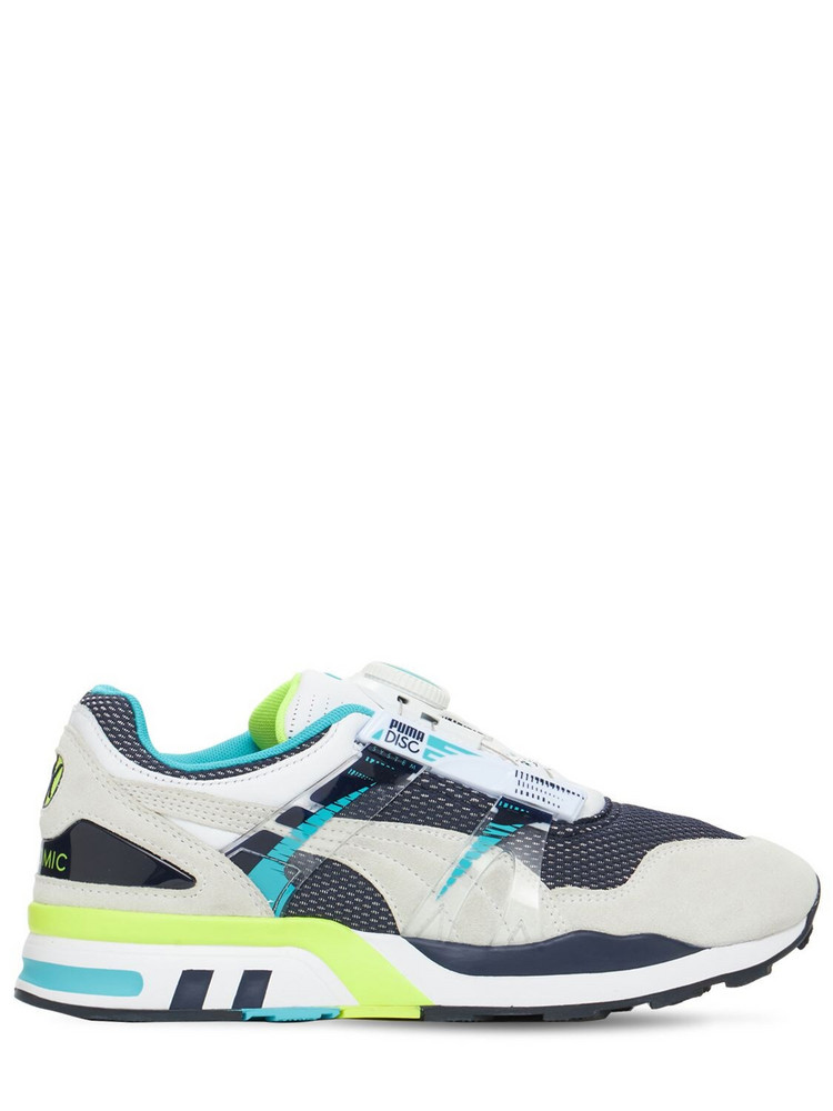 PUMA Xs 7000 Vintage Sneakers in blue / white