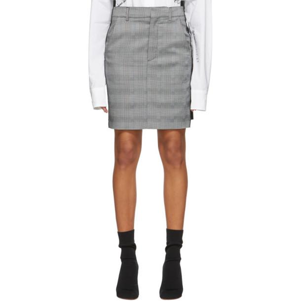 Vetements Black Double Skirt