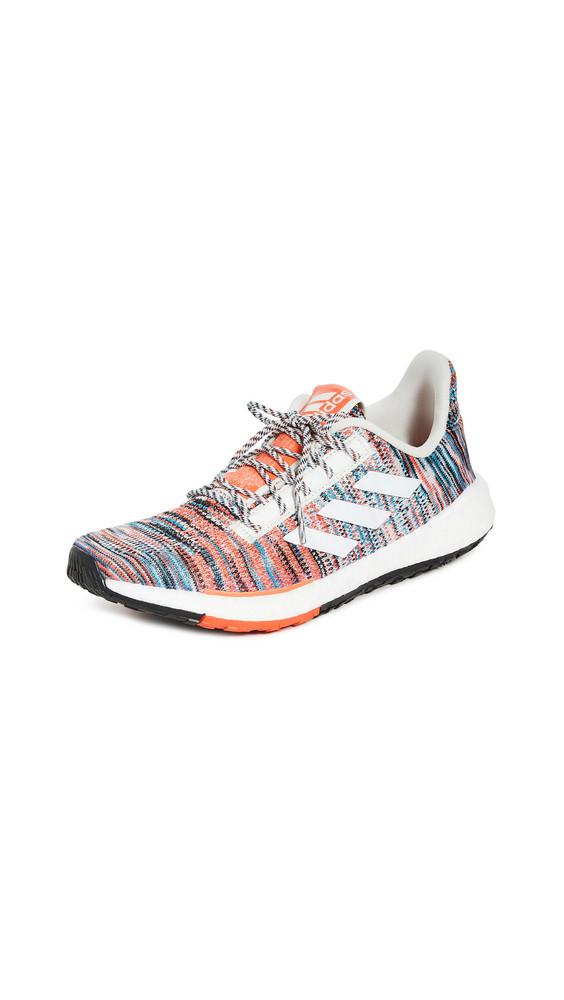 adidas Pulseboost HD x MISSONI Sneakers in orange / white