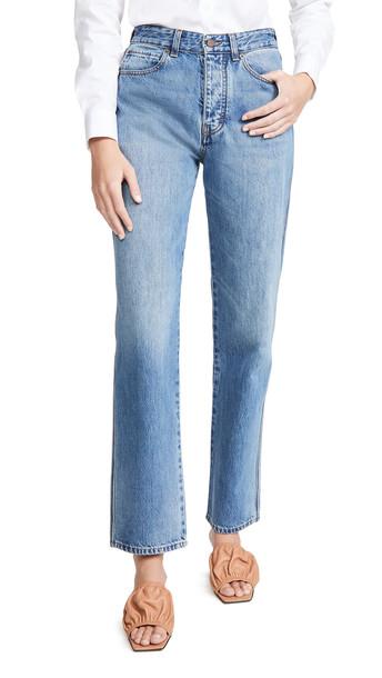 Victoria Victoria Beckham Arizona Jeans in blue