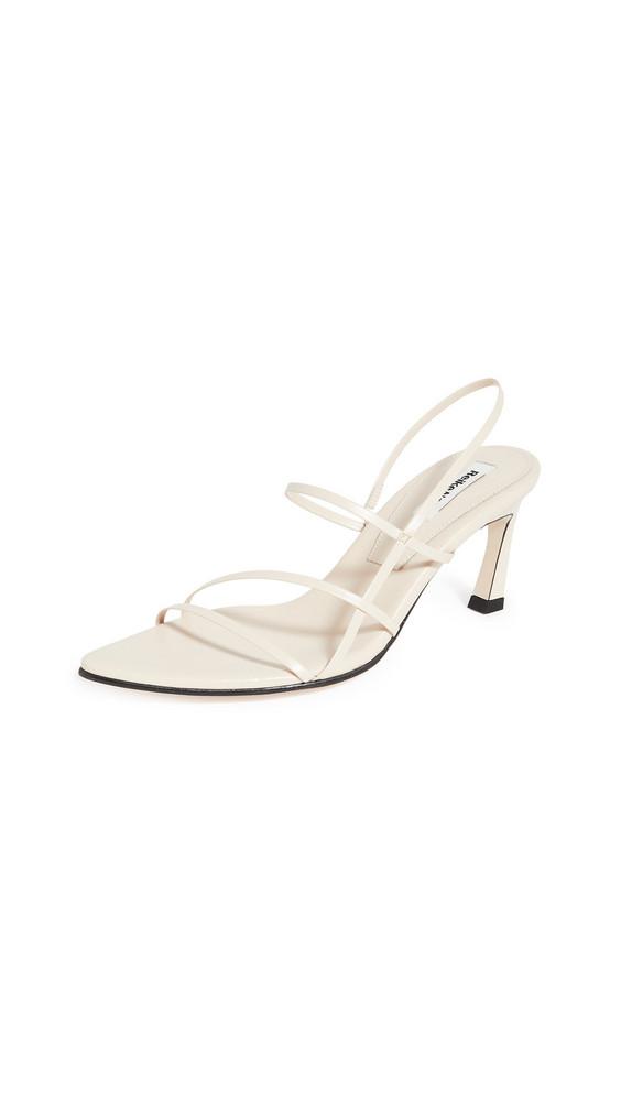 Reike Nen 3 Strappy Pointed Sandals in cream