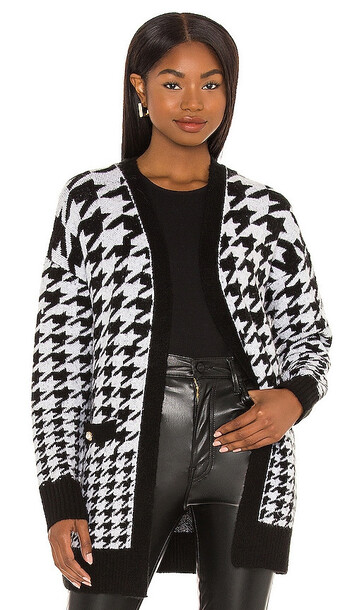Central Park West Knightley Cardigan in White