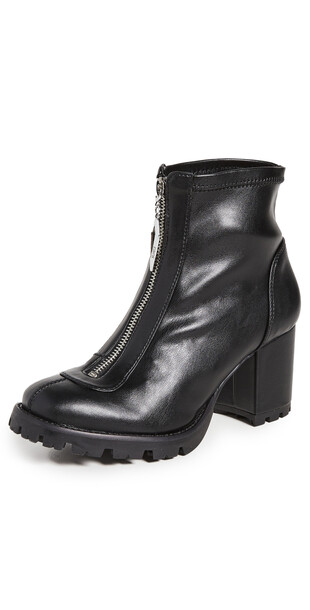 Schutz Brooke Low Boots in black