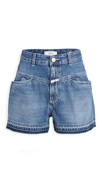 Closed Jocy X Shorts in blue