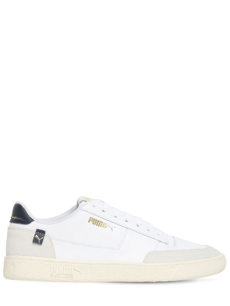 PUMA SELECT Ralph Sampson Mc Clean Sneakers in navy / white