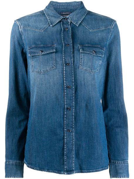 Jacob Cohen Denim Shirt