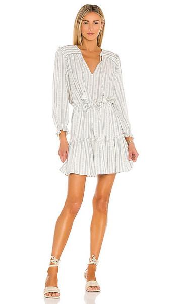 PAIGE Kaylynn Dress in Cream in multi