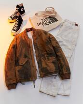 bag,shoes,jacket