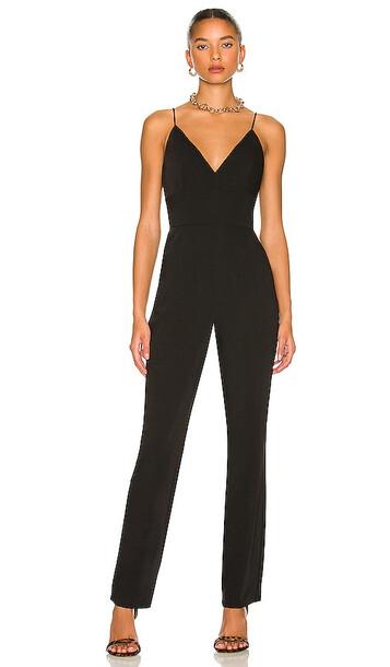 MORE TO COME Heidi Cami Jumpsuit in Black