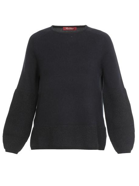 Max Mara Renier Sweater in blue