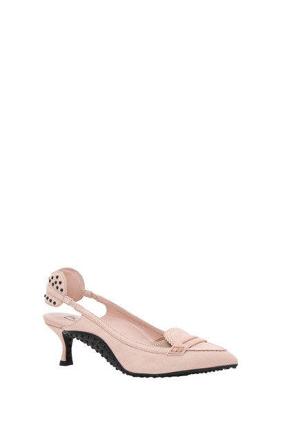 Tod's Alessandro Dell'acqua Collection X Tod's Sling Back Pumps
