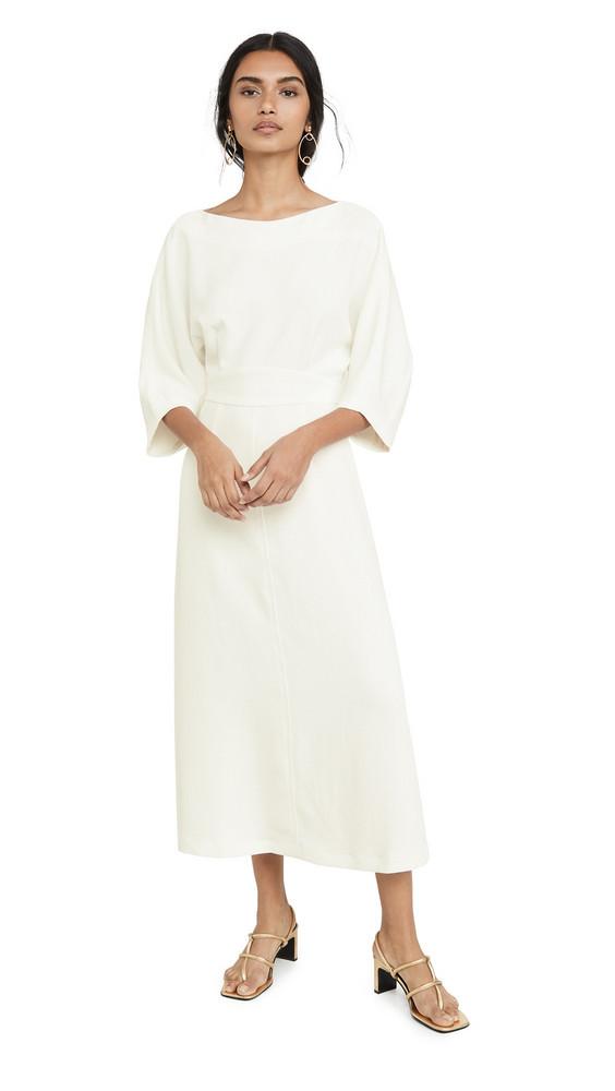 Rachel Comey Lyss Dress in white