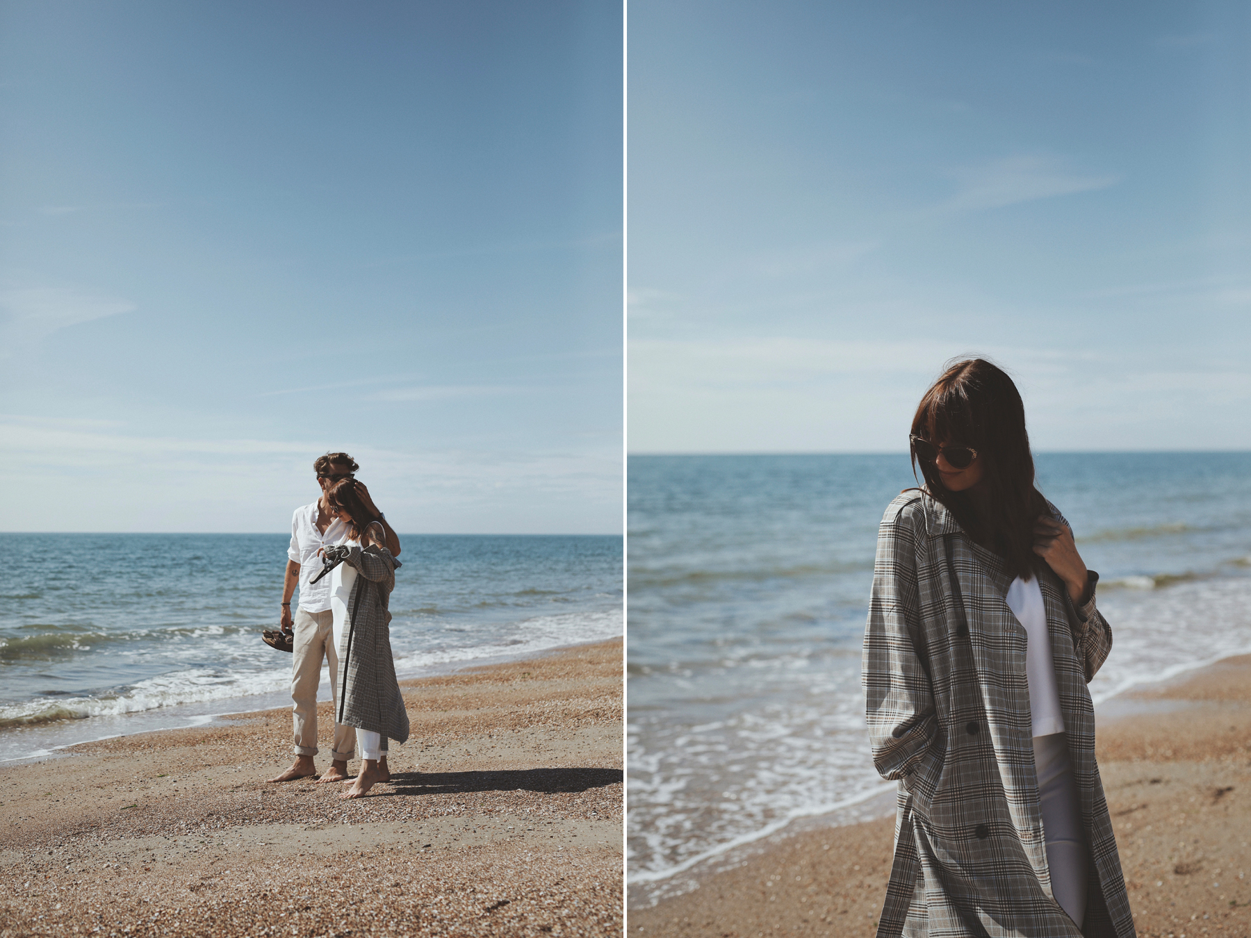 A coat for cold summer days | CATS & DOGS - A Couple's Fashion, Beauty and Lifestyle Diary
