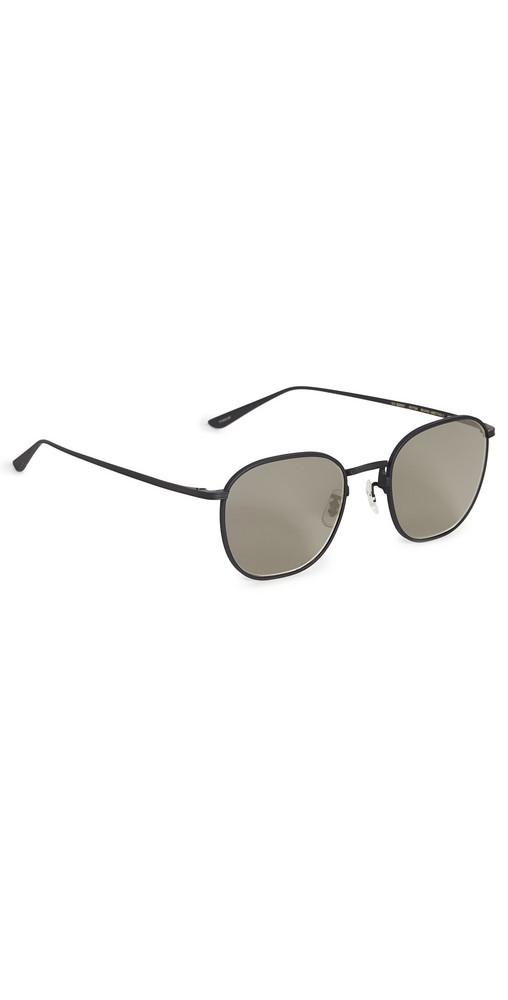 Oliver Peoples The Row Board Meeting 2 Sunglasses in black / grey