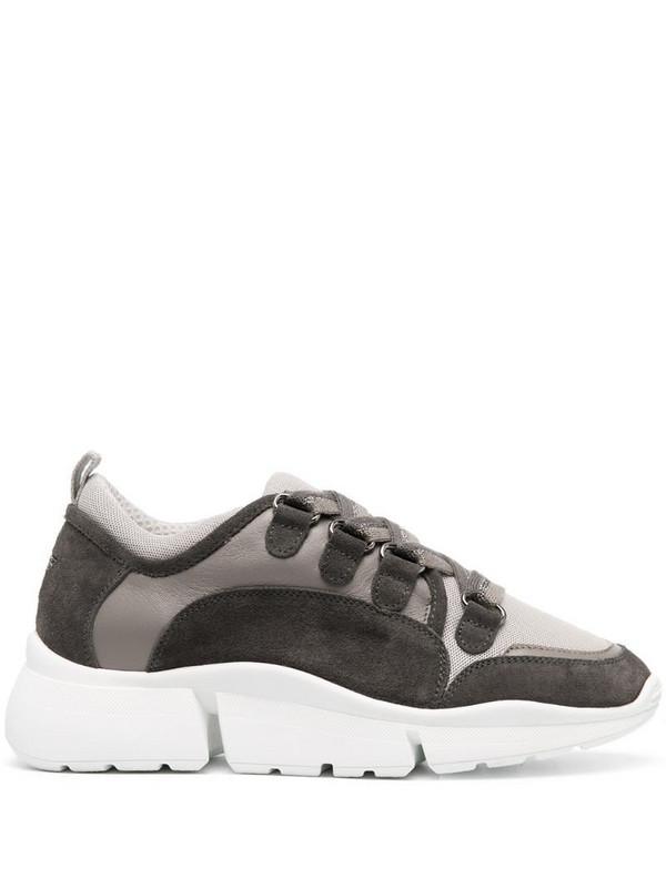 Lorena Antoniazzi chunky sole trainers in grey