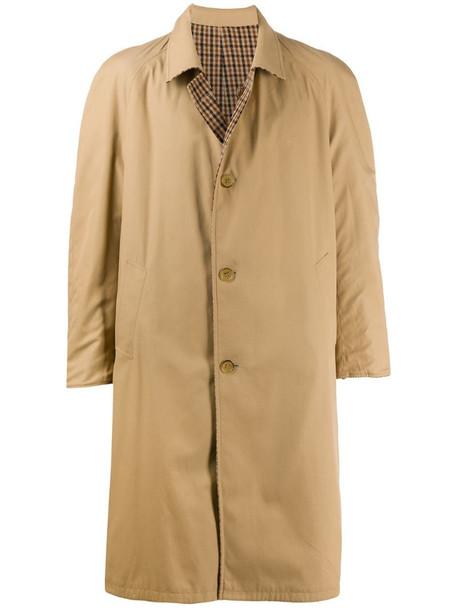 A.N.G.E.L.O. Vintage Cult 1990s reversible coat in neutrals
