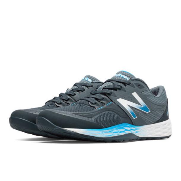 New Balance Fresh Foam 80v2 Men's Cross-Training Shoes - Bolt/Grey (MX80BG2)