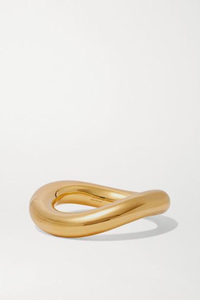 Balenciaga - Gold-tone Bangle