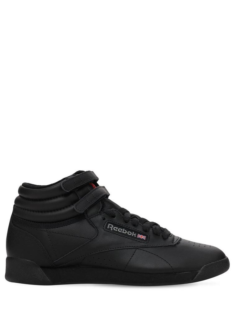 REEBOK CLASSICS Free Style Hi Sneakers in black