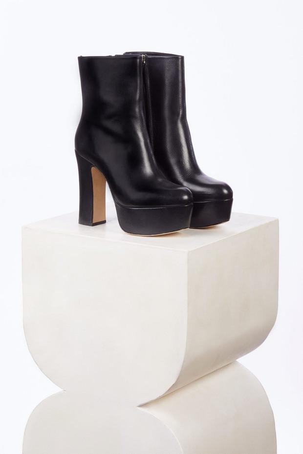 Cult Gaia Kira Boot - Black                                                                                               $488.00