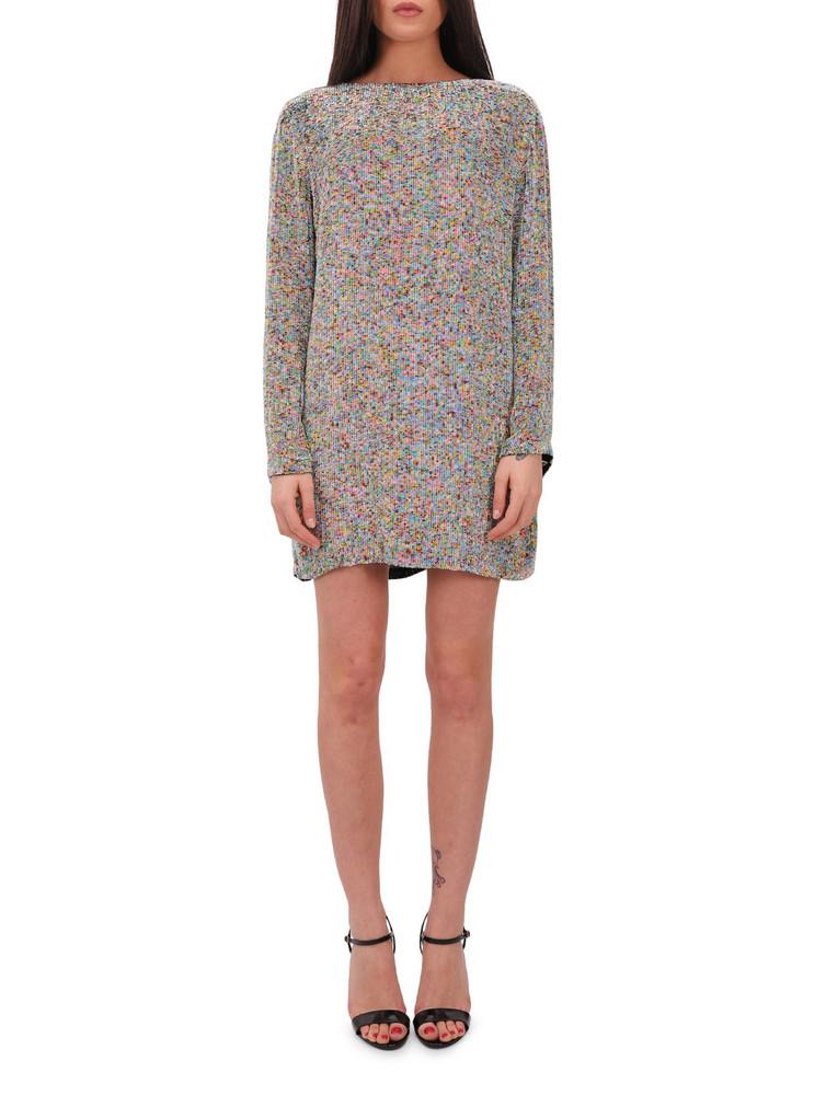 Marit Ilison Lfs Sequined Dress in multi