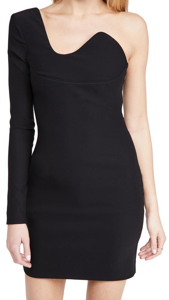 Preen By Thornton Bregazzi Mila Dress in black