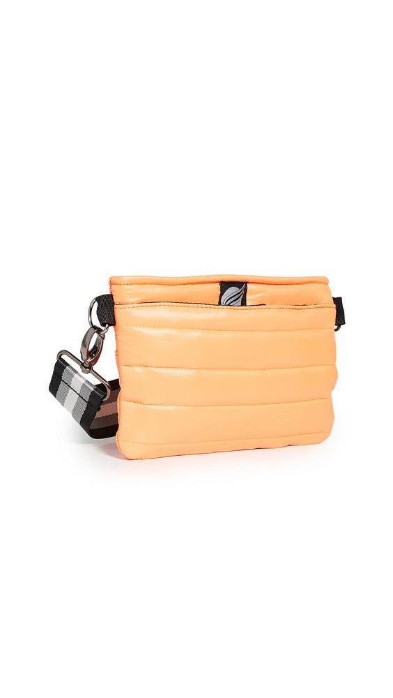 Think Royln Convertible Belt Crossbody Bag in orange