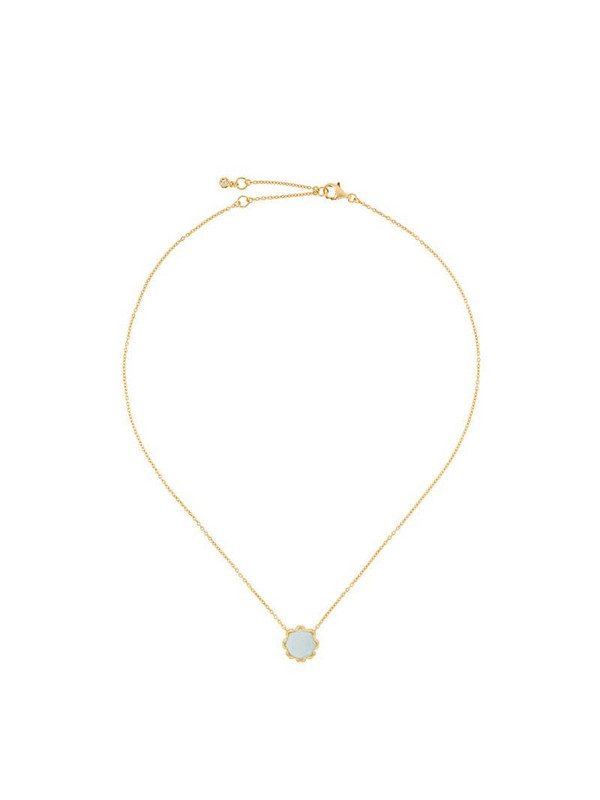 Astley Clarke Paloma two tone necklace in gold