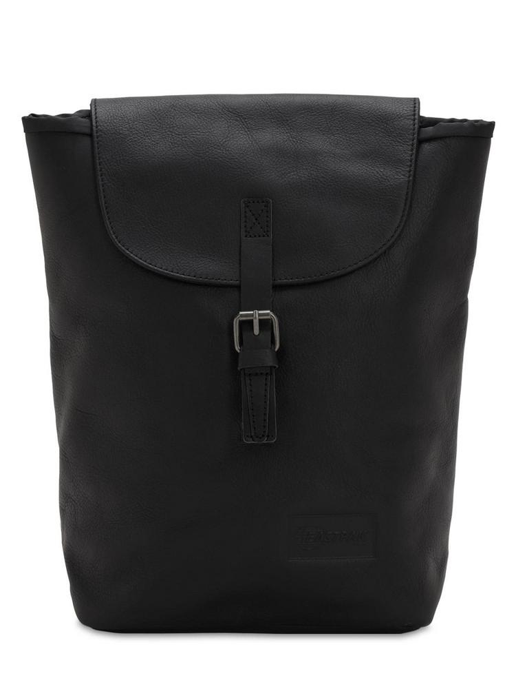 EASTPAK 10.5l Casyl Leather Backpack in black