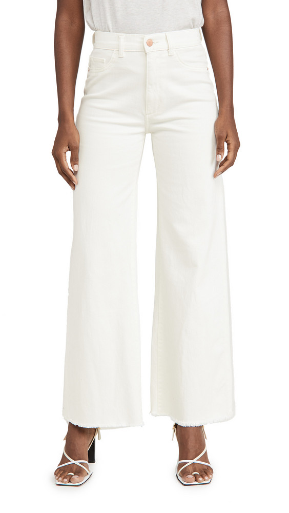 DL DL1961 Hepburn High Rise Wide Leg Jeans