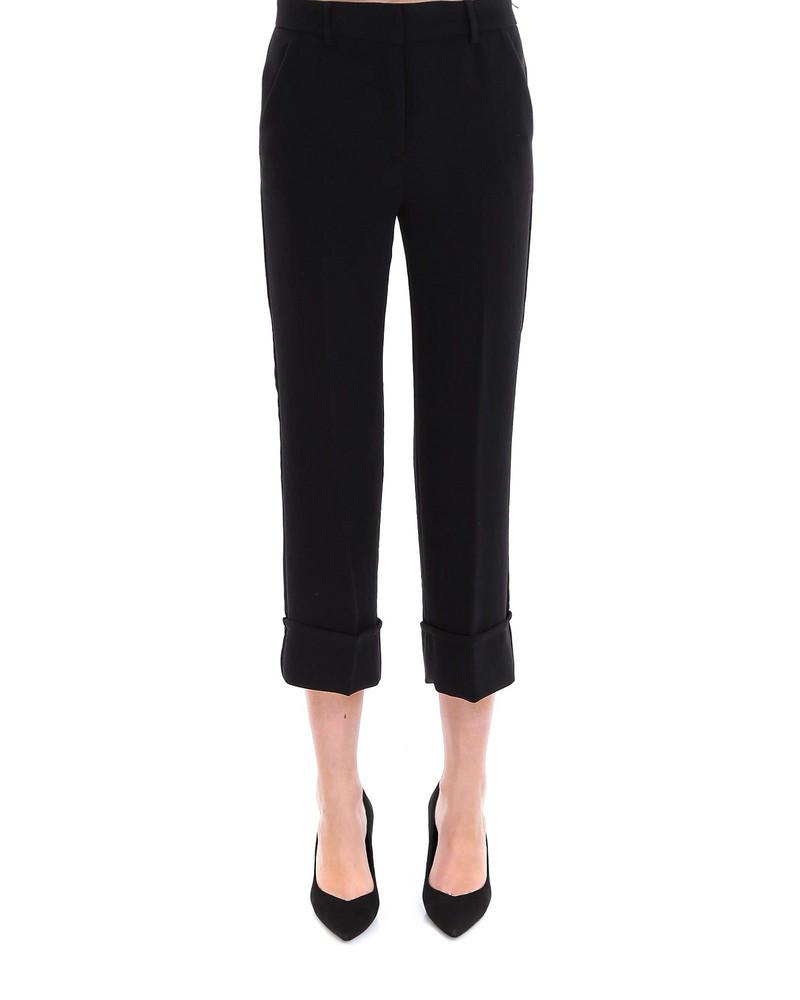L'Autre Chose Trousers in black