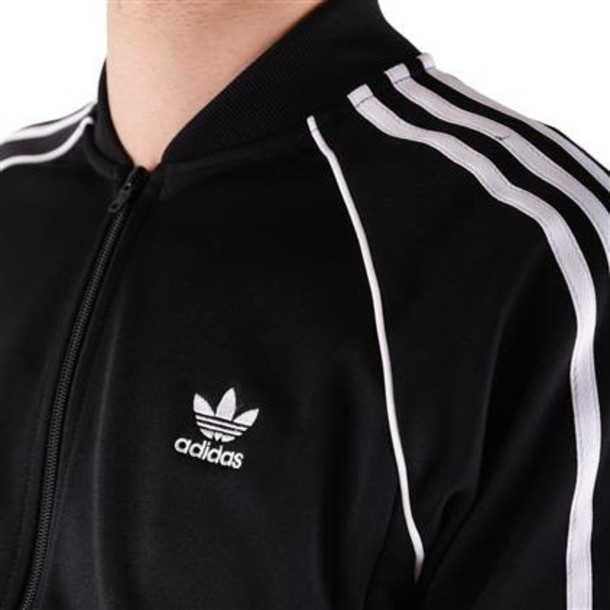 Adidas Adidas Ssttt Track Jacket in black