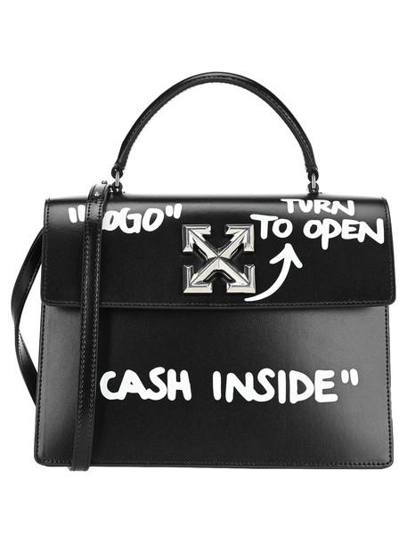 Off-White Off White Jitney 2.8 Cash Inside Tote Bag