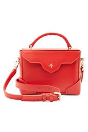 bag,shoulder bag,leather,red