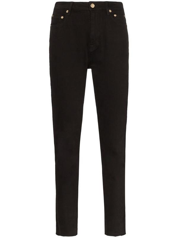 P.E Nation 1991 skinny jeans in black