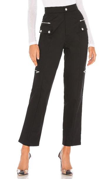 superdown Sahra Cargo Pant in Black