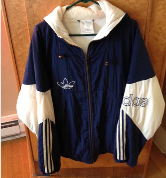 jacket adidas vintage