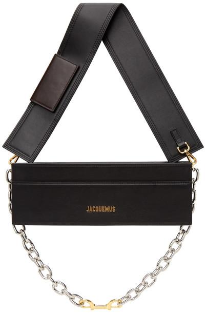 Jacquemus Black 'Le Sac Ciuciu' Bag