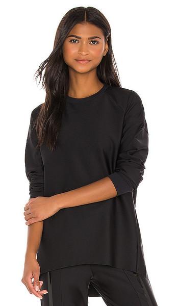 ultracor Essential Capella Top in Black in nero