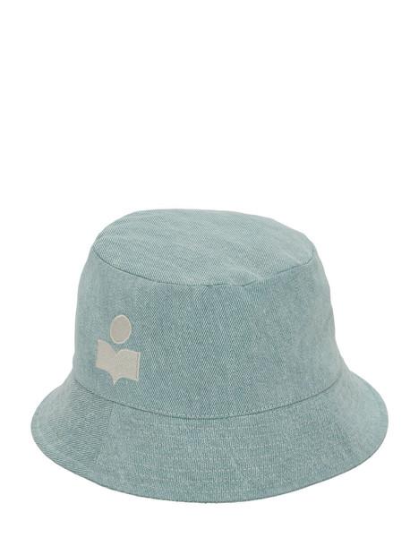 ISABEL MARANT Haley Cotton Bucket Hat