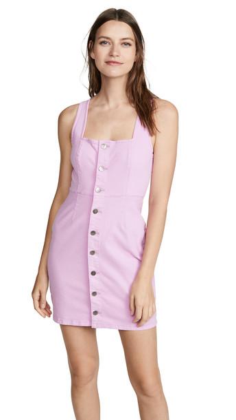 MINKPINK Lexi Dress in lilac