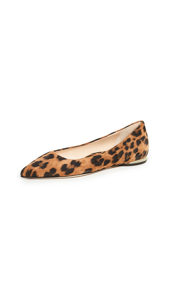 Marion Parke Must Have Flats in leopard