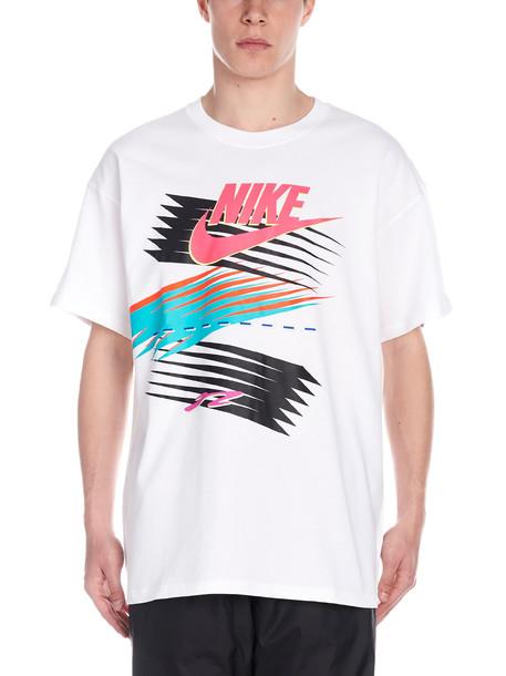 Nike 'atoms' T-shirt in white