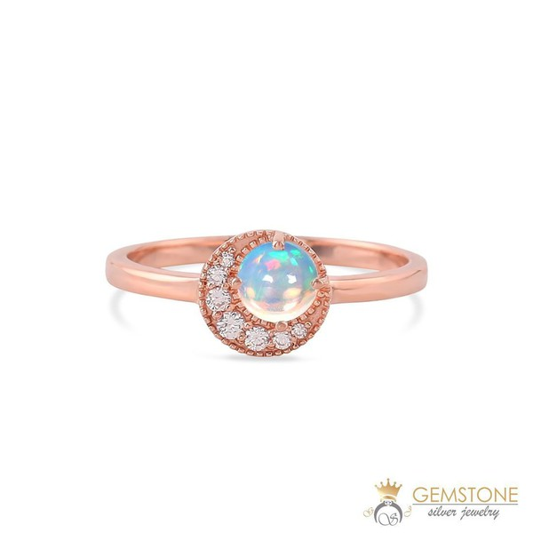 jewels opal rings opal rings wedding opal rings in rose gold opal rings with rose gold