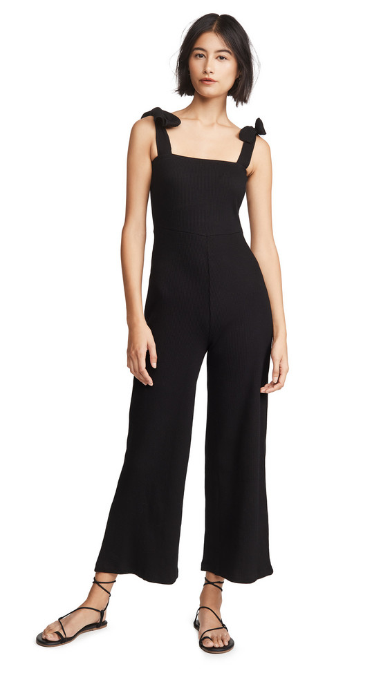 Knot Sisters Ivy Jumpsuit in black