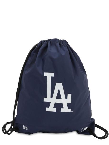 NEW ERA La Dodgers Gym Sack Backpack in blue