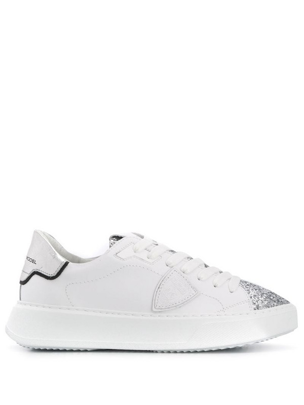 Philippe Model Paris Temple S low-top sneakers in white
