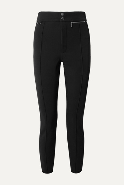 Cordova - Val-d'isere Slim-leg Ski Pants - Black